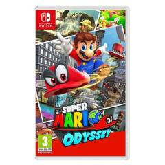 NINTENDO - Videojuego Super Mario Odyssey - Nintendo Switch