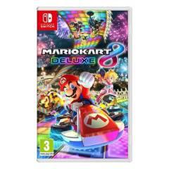 NINTENDO - Videojuego Mario Kart 8 Deluxe -  Nintendo Switch