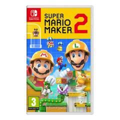 NINTENDO - Videojuego Super Mario Maker 2 - Nintendo Switch