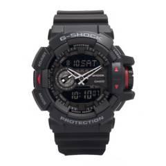 CASIO - Reloj Analógico y Digital Hombre GA-400-1B G-SHOCK