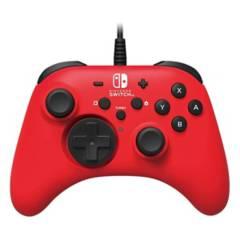 HORI - Mando Nintendo Switch Hori Horipad Rojo