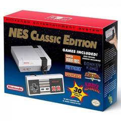 NINTENDO - Consola Nintendo  Nes Classic Edition