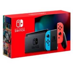 NINTENDO - Consola Nintendo Switch Neon 32GB