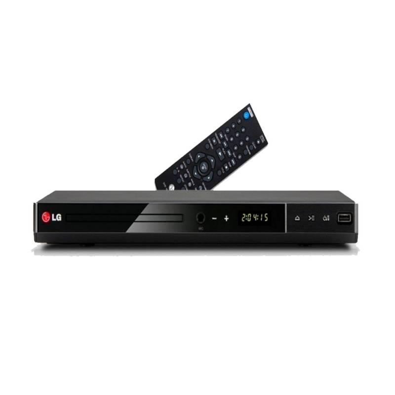 LG - Reproductor DVD DP547