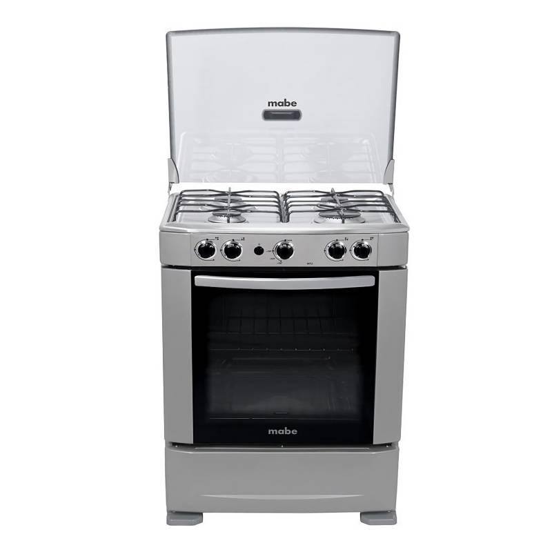 MABE - Cocina a gas 4 quemadores CMP6012AGO