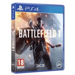 SONY - Juego PS4 Battlefield 1 (Eu)