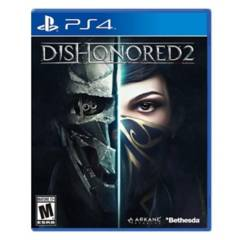 SONY - Juego PS4 Dishonored 2