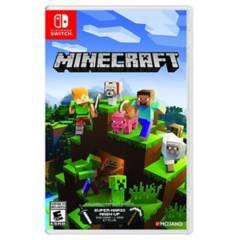 NINTENDO - Juego Nintendo Switch Minecraft