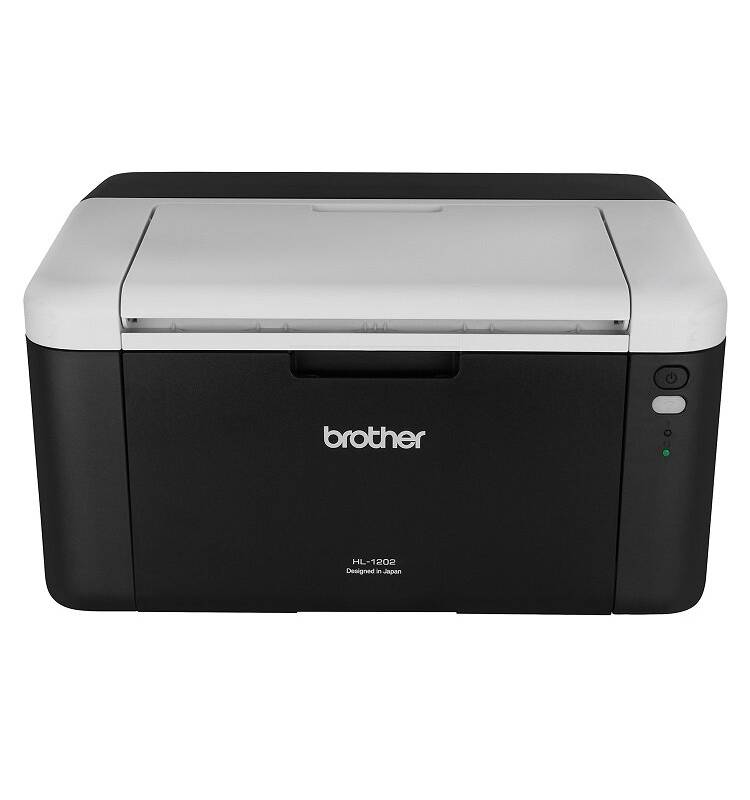 BROTHER - Impresora láser monocromática USB HL1202