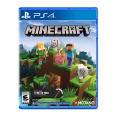 3RAS PARTES - Minecraft Starter Pack Playstation 4