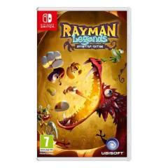3RAS PARTES - Videojuego Rayman Legends Definitive Edition