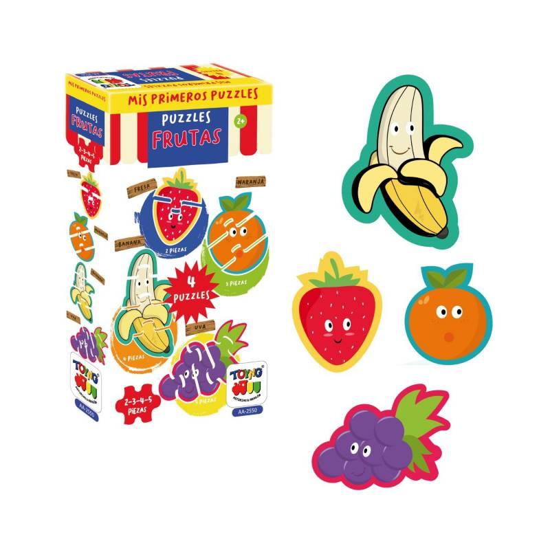 TOYNG - Rompecabezas Frutas