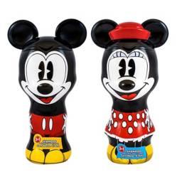 Mickey & Minnie - Set Shampoo 2D 3 En 1 x 414 ml