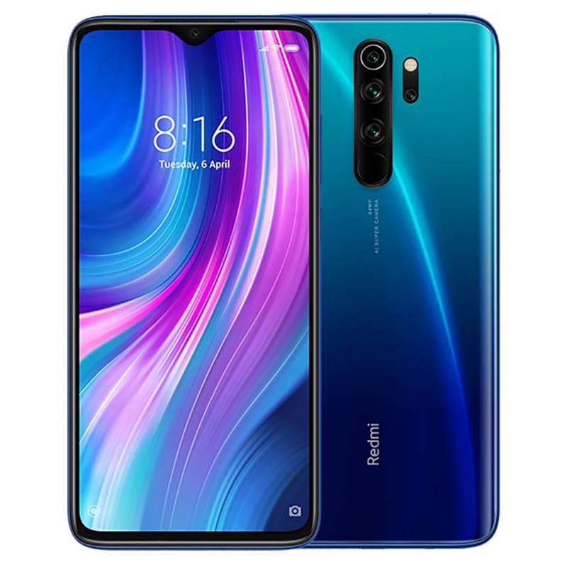 XIAOMI - Redmi Note 8 64GB Azul