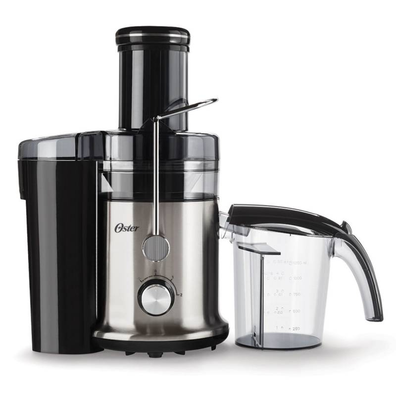 OSTER - Extractor de Jugos Oster 600W Acero