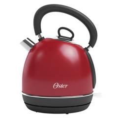 OSTER - Hervidor Trad Oster 1.7L Rojo