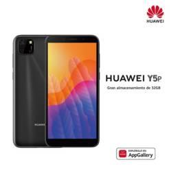HUAWEI - Huawei Y5P BLACK 2+32 GB DUAL SIM
