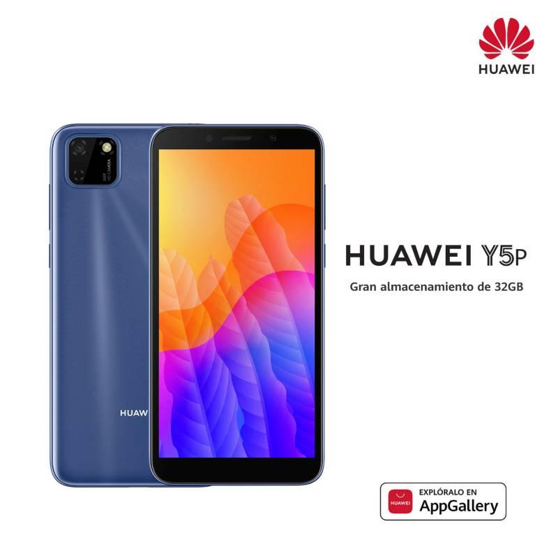 HUAWEI - Huawei Y5P BLUE 2+32 GB DUAL SIM