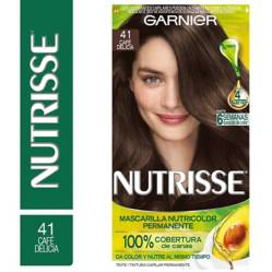 Nutrisse - Tinte para Cabello 41 Cafe Delicia 157 ml