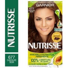 Nutrisse - Tinte para Cabello 677 Sexy Brownie 157 ml