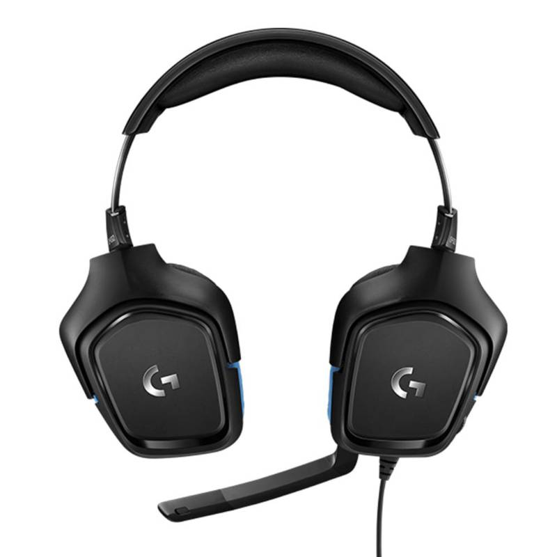 LOGITECH - Audífono Gaming G432 Wired