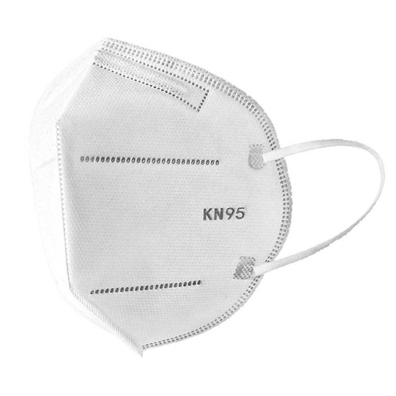 GENERICO - Mascarilla KN95 de 5 Capas FDA y CE - 10 Und