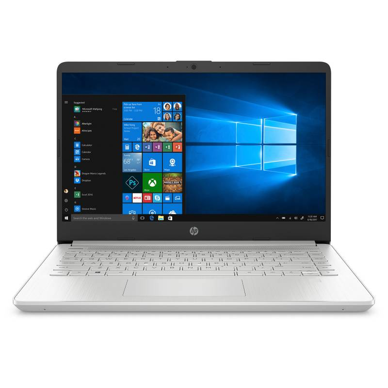 "HP - Laptop HP 14"" Core i3 10ma Gen 8GB RAM 256GB SSD + 16GB Optane - 14-dq1002la"