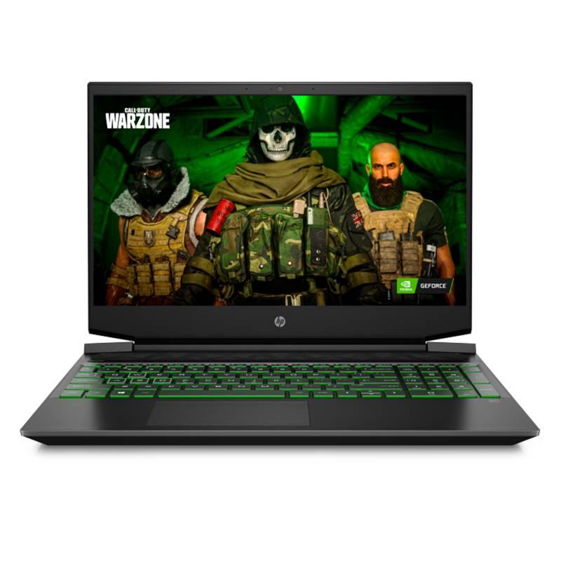 HP - Laptop Gamer HP Pavilion AMD Ryzen 5 4600H 12GB RAM 1TB+256GB SSD + 4GB Video Nvidia GTX 1650 - Full HD - 15-ec1028la