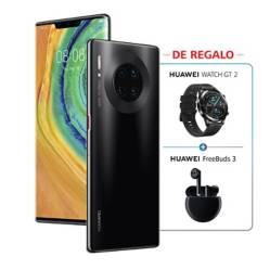 HUAWEI - Huawei Mate 30 Pro+Freebuds+GT2B19S