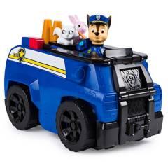 PAW PATROL - Vehiculo Play Set de Rescate