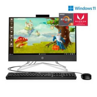 """HP - All-in-One HP 24-dd0020la AMD Ryzen 5 3500U 4GB 512GB SSD 23.8"""""""