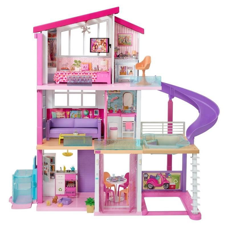 BARBIE - Barbie Mega Casa de Los Sueños