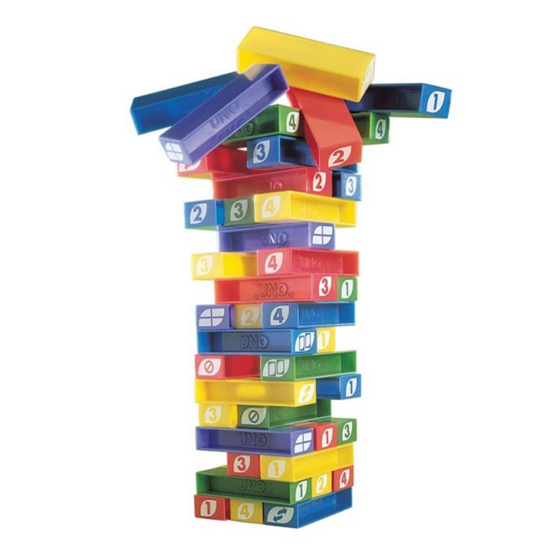 GAMES - Uno Stacko