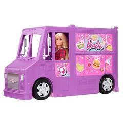 BARBIE - Muñeca Food Truck