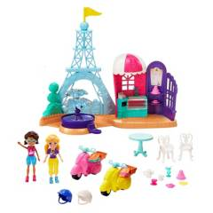 POLLY POCKET - Aventura En París