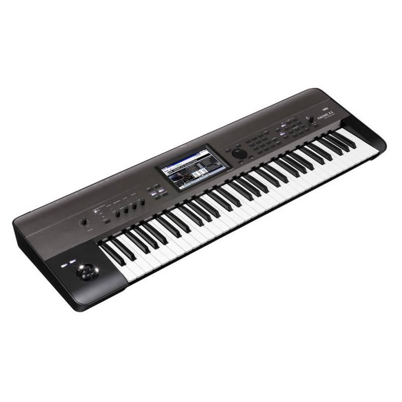 KORG - Teclado Electronico Krome-61 Ex