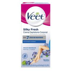Veet - Crema Depilatoria Piel Sensible x 50 ml