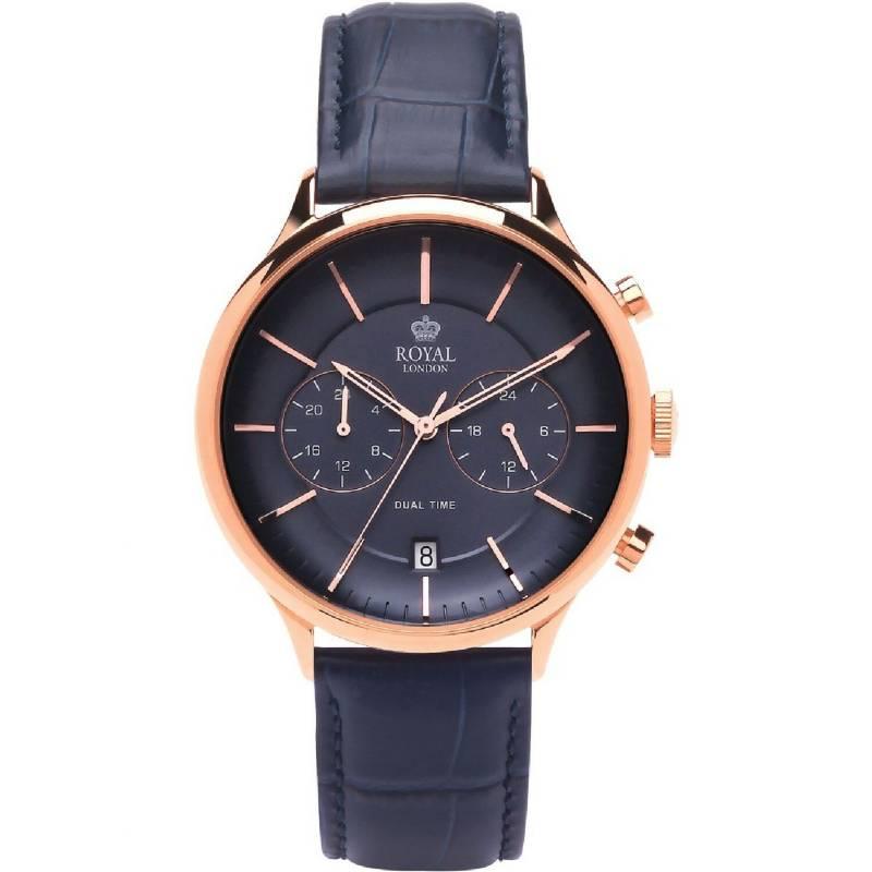 ROYAL LONDON - Reloj Cuarzo correa Cuero