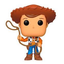 FUNKO - Funko Pop Toy Story - Woody