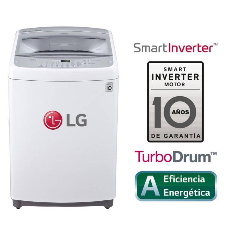LG - Lavadora LG WT19WSB 19KG