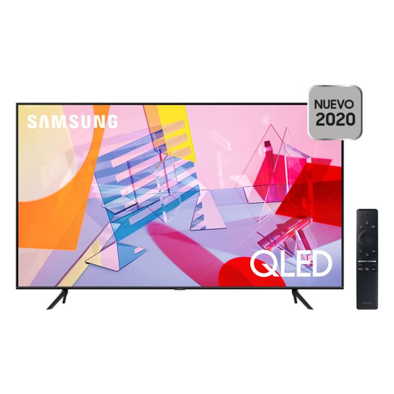 "SAMSUNG - Televisor 50"" QLED 4K Ultra HD Smart TV QN50Q60TAGXPE"