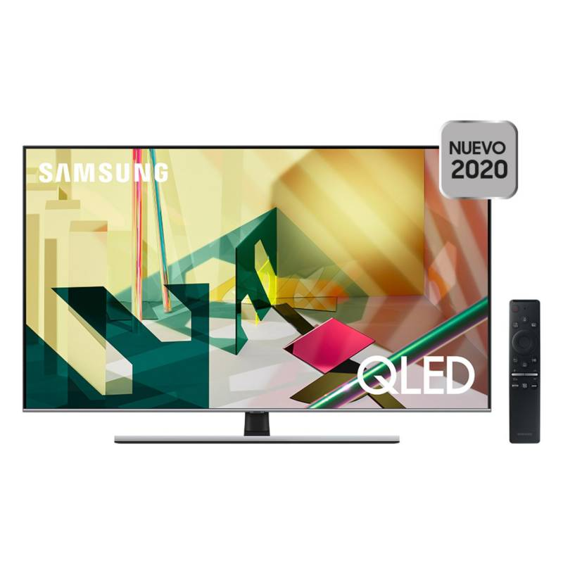"SAMSUNG - Televisor 55"" QLED 4K Ultra HD Smart TV QN55Q70TAGXPE"