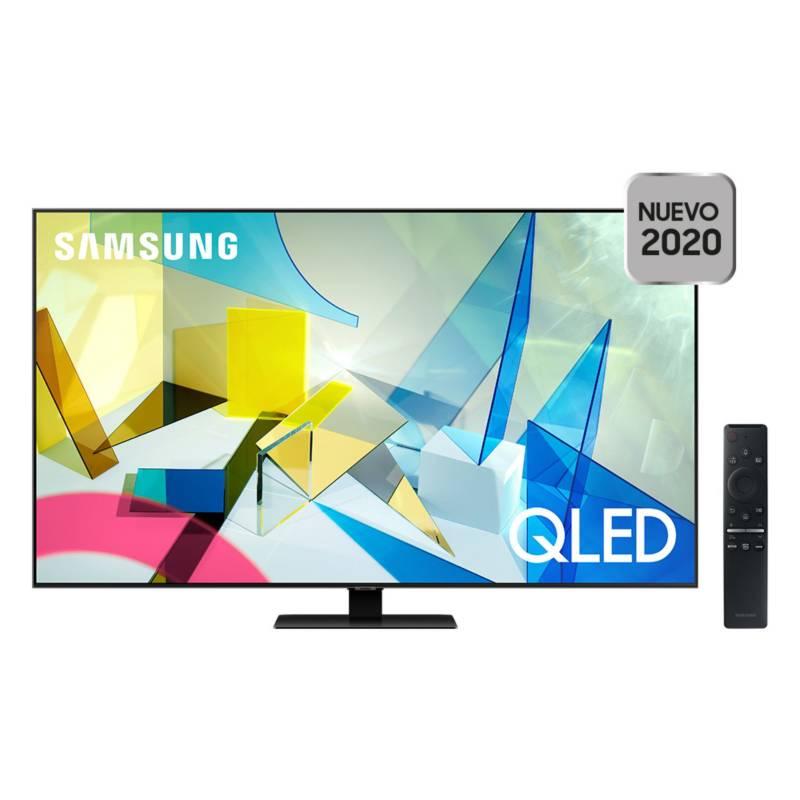 "Televisor 65"" QLED 4K Ultra HD Smart TV QN65Q80TAGXPE"