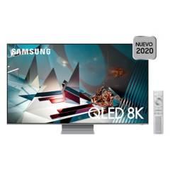"SAMSUNG - Televisor 75"" QLED 8K Ultra HD  Smart TV QN75Q800TAGXPE"