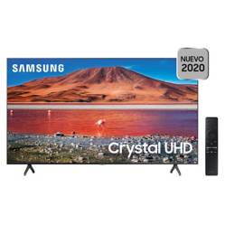 SAMSUNG - Tv Samsung UHD 50 UN50TU7000GXPE | CRYSTAL UHD | Serie TU7000