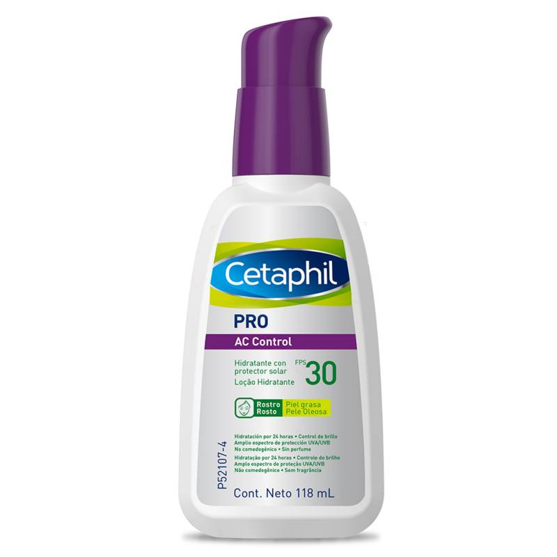 Cetaphil - PRO AC Control Hidratante FPS 30