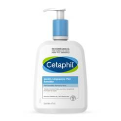 Cetaphil - Loción Limpiadora x 473 ml