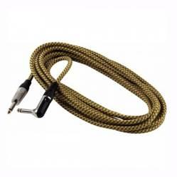 ROCKCABLE - Rcl30256tc Gd Cable Instrumento 6m Rockcable