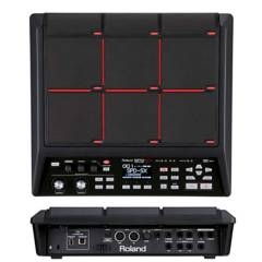 ROLAND - SPD-SX PAD PERCUSION ELECTRONICA Y SAMPLER 110-220 ROLAND