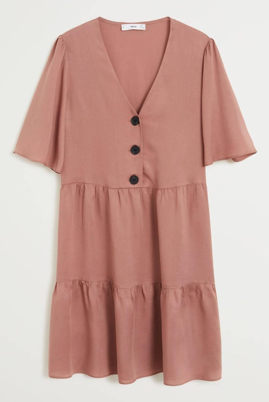 MANGO - Vestido Mujer